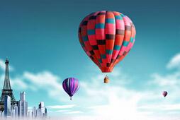 乘热气球旅行是一种什么体验