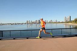 追逐太平洋的日出——黄金海岸马拉松