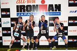 记2015 Ironman Japan之旅