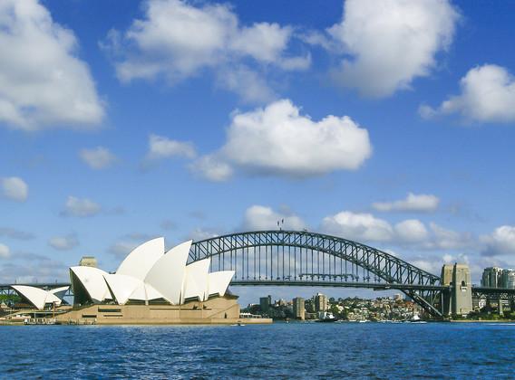 【特价机票】澳大利亚悉尼7晚9天自由行【五星海航/西安/长沙出发/可延长】