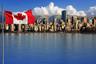 #悦享优品#加拿大东西岸大瀑布+落基山公园 升级瀑布酒店•班夫小镇+温哥华维多利亚12日