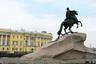 【臻享之旅】俄罗斯双首都莫斯科/圣彼得堡+小镇 纯玩 8天跟团游 全程4飞【深圳往返】