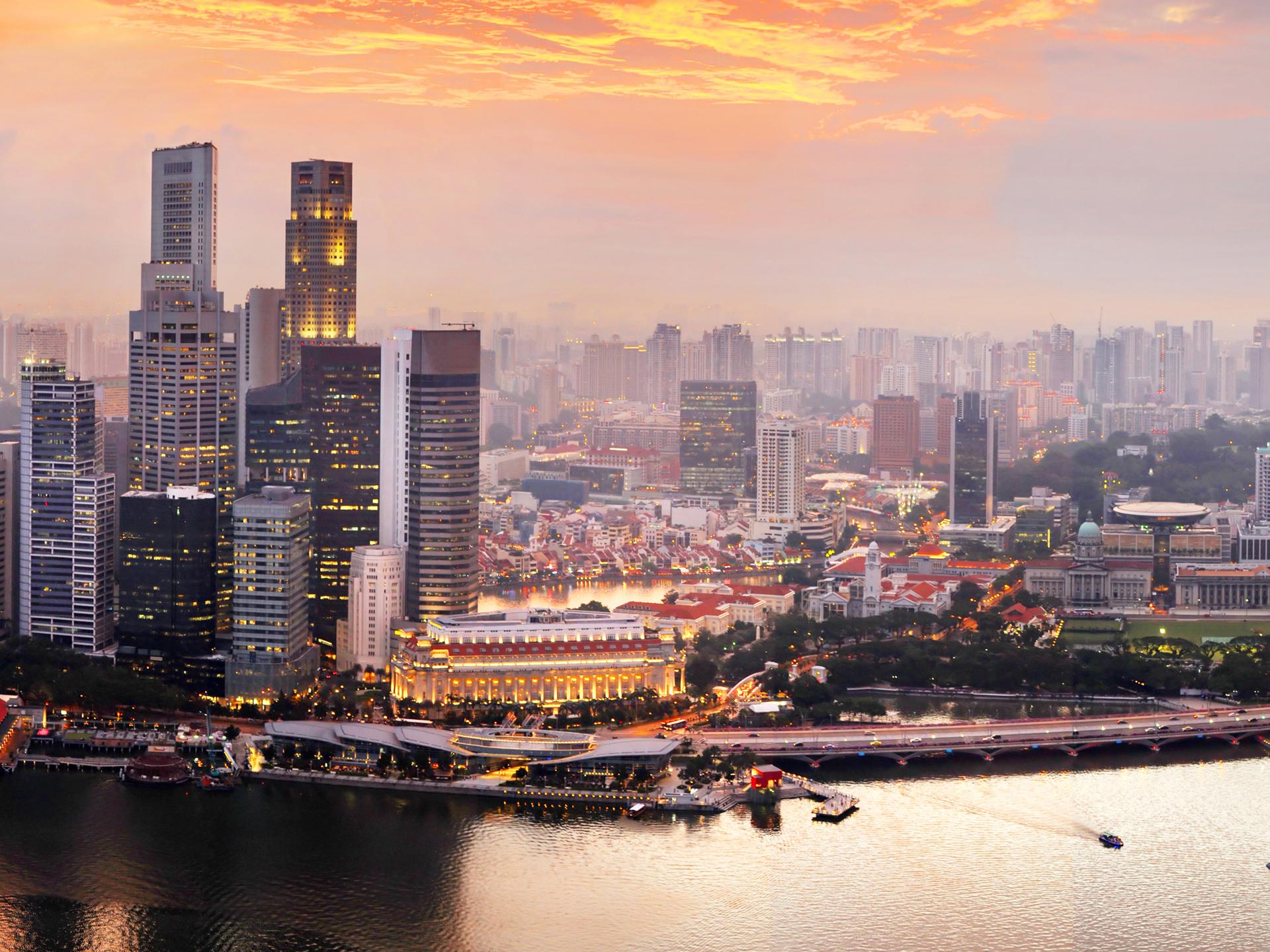 新加坡4晚6天百变自由行【薰衣草V/人气4钻/可升级家庭房】