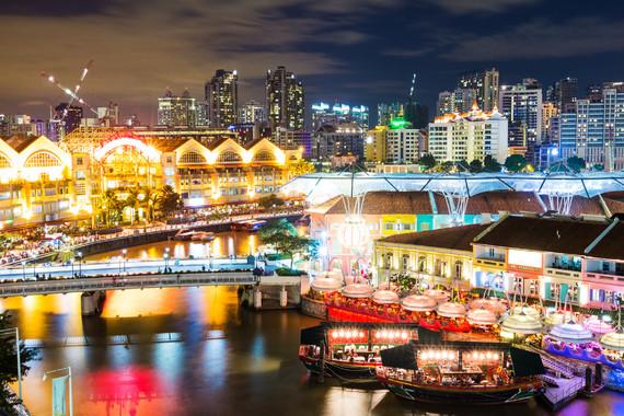 【私家团】乐享新加坡6日半自助游【专车专导/全景囊括+网红打卡:滨海湾花园(花穹/云雾林)+哈芝巷/市区四钻酒店】