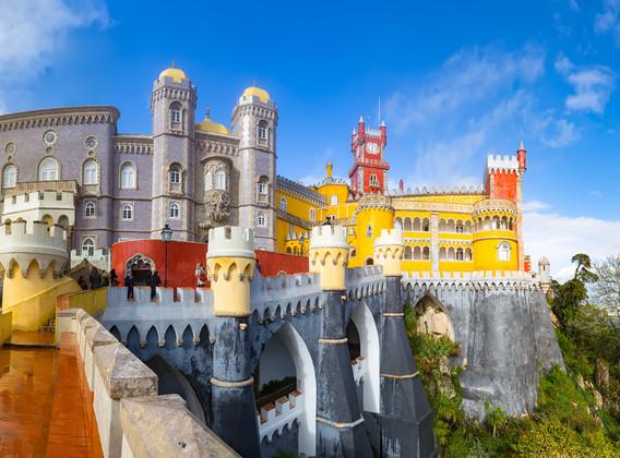 【趣欧洲 玩海岛】西葡8晚10天百变自由行【C罗家乡马德拉岛,欧式海岛,CR7博物馆】