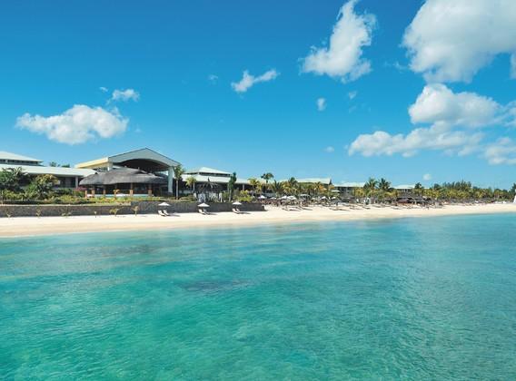【奢华度假】毛里求斯5晚7天百变自由行【洲际豪华海景房/香港往返】