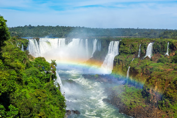 极地-【拉美七国】墨西哥+古巴+巴西+阿根廷+智利+秘鲁+乌拉圭19日游【无购物、科洛尼亚、伊瓜苏瀑布、马丘比丘、奇琴伊察、特奥蒂瓦坎】