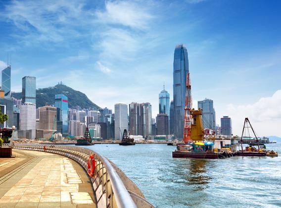 中国香港3晚4天百变自由行【香港迪士尼乐园/早去晚回】