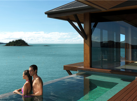 澳大利亚 浪漫汉密尔顿岛4晚5天度假套餐