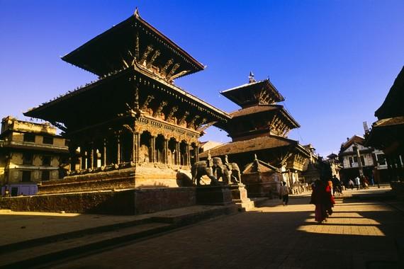 【幸福尊享】尼泊尔+不丹双国联游/加德满都/帕罗/普纳卡8天7晚探秘纯美之境【广州起止/南方航空】