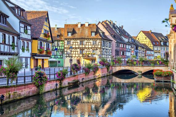 【欢度五一】德国+法国+瑞士+意大利12日跟团游【童话小镇科尔马/莫奈花园故居/梵高最后的居住地/法国签】