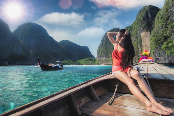 泰国:畅玩普吉岛5晚7日(成人立减800/直飞/全程五星酒店/斯米兰出海)