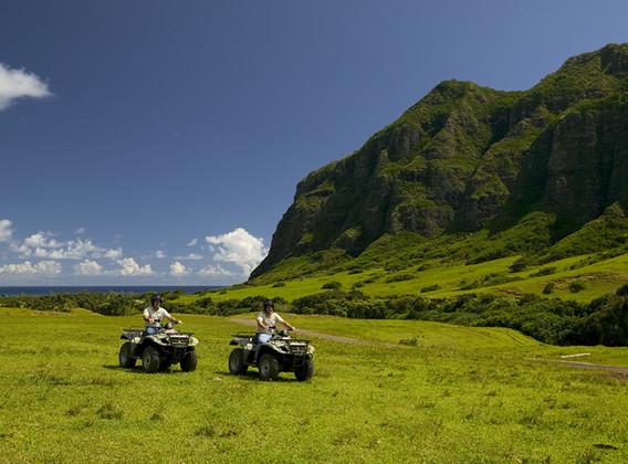 【东航转机】美国夏威夷5晚7天百变自由行【康养休闲/全国多地联运/希尔顿逸林】