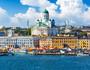 【环游波罗的海】芬兰+瑞典+塔林8晚10天百变自由行【行程天数可调/城市顺序可调/可代订船票】
