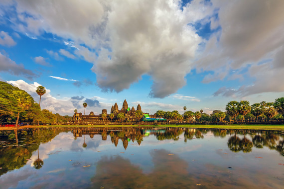 【越南柬埔寨老挝】湄公河畔的秘境佛国·越南+柬埔寨+老挝跟团游12天/13天