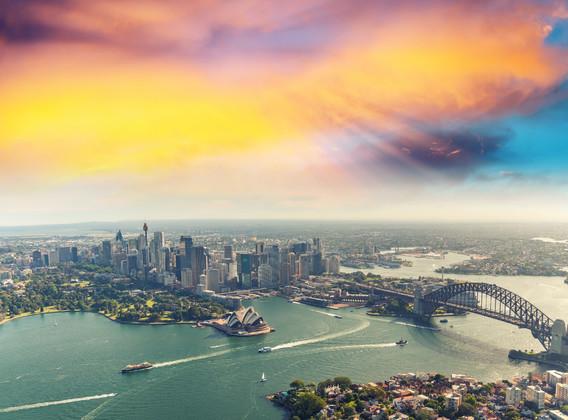 国航直飞!澳新大洋路+双外礁+双直升机印象12日游【海豚岛/大洋路/升级两晚五星/爱歌顿牧场】