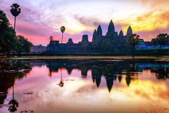 【品质游·五星吴哥】柬埔寨·吴哥·金边双飞六天团【深圳往返】