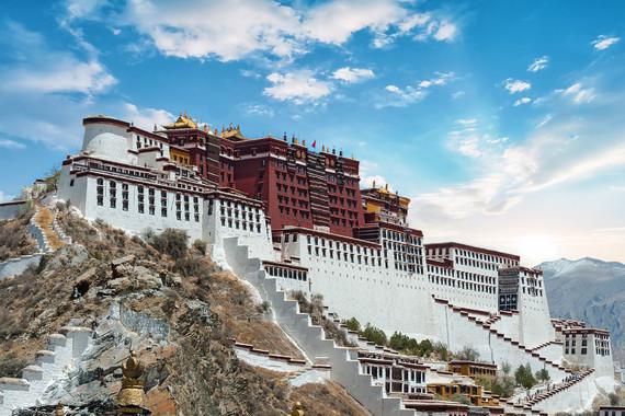 【西藏当地参团】布达拉宫半日游【布达拉宫】