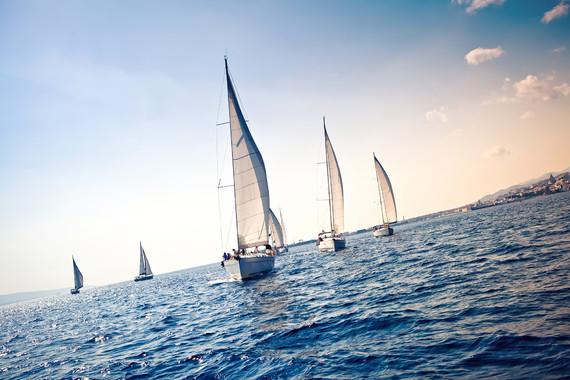 【笋芽儿夏令营】乘风踏浪的少年——青岛5晚6天帆船特训夏令营
