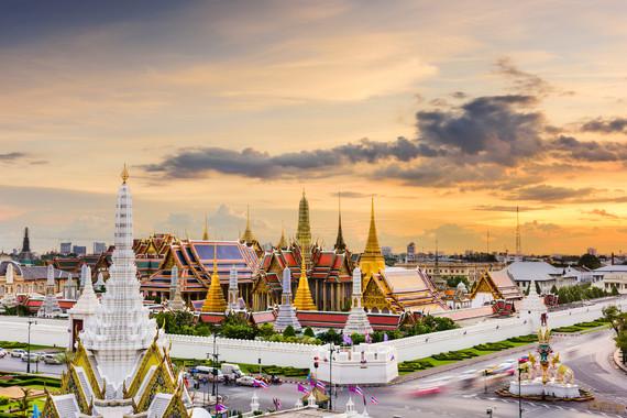 【樂享泰國】曼谷+芭提雅5晚7日游【全程泰航|曼谷升1晚精品五鉆·芭提雅2晚入住品牌海景房|】