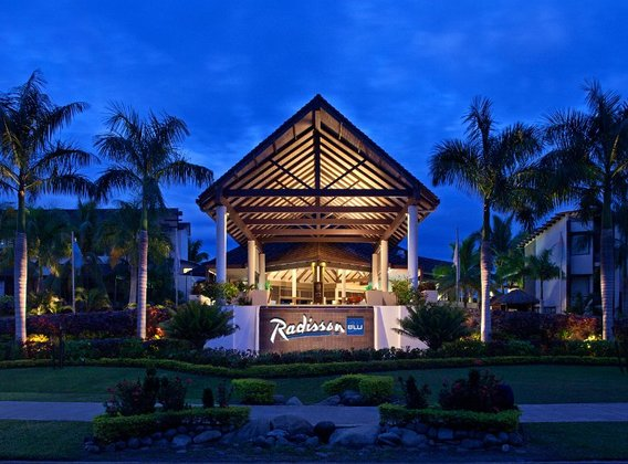 【家庭首选】斐济5晚7天自由行【雷迪森酒店Radisson/萌宝看世界/斐航直飞】
