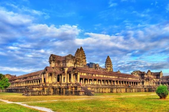 【纯享吴金】柬埔寨文化之旅—双城吴金深度探秘6天5晚之旅 【K6-广州往返】