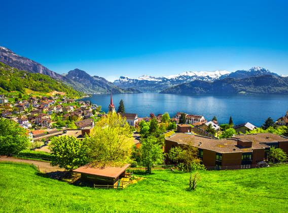 瑞士湖光山色经典8晚10天百变自由行【欧洲屋脊少女峰/日内瓦湖区/经典爆款】