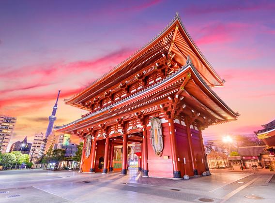 【销售冠军】日本东京4晚5天百变自由行【品东京·日游·门票·超值加购】