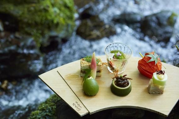 上海L'ATELIER de Joël Robuchon米其林二星品牌旗下餐厅预订1日游【L'ATELIER午餐】