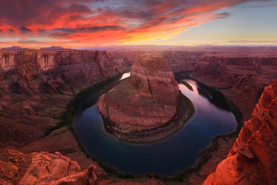魅力美西3城*大峡谷*锡安公园羚羊彩穴+墨西哥9天深度游