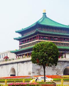 【长安传奇】西安索菲特酒店双飞3晚4天自由行【尊享一晚中国第一家索菲特传奇酒店】