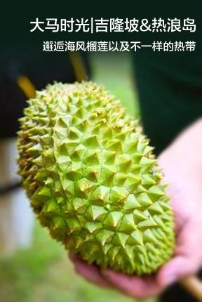 大马时光|吉隆坡&热浪岛,邂逅海风榴莲以及不一样的热带...